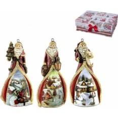 Набор новогодних украшений Дед Мороз
