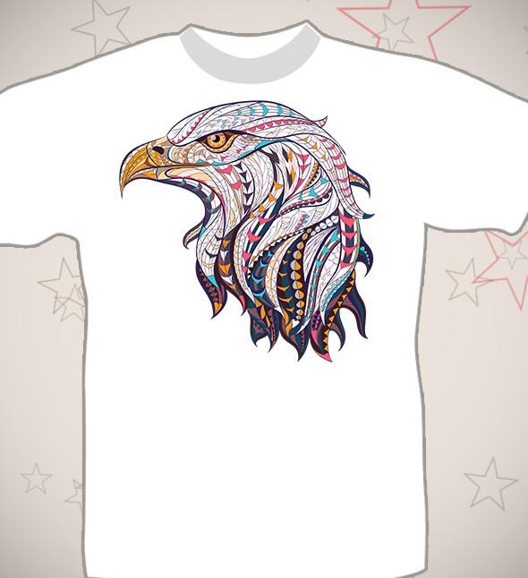 Подарочная футболка «Орел»