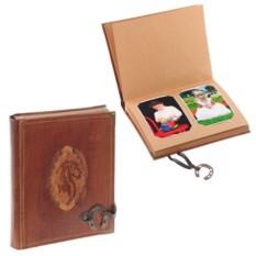 Фотоальбом с картонными листами Лошадь