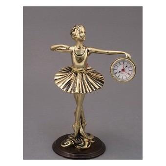 Настольные часы «Лебединое озеро»