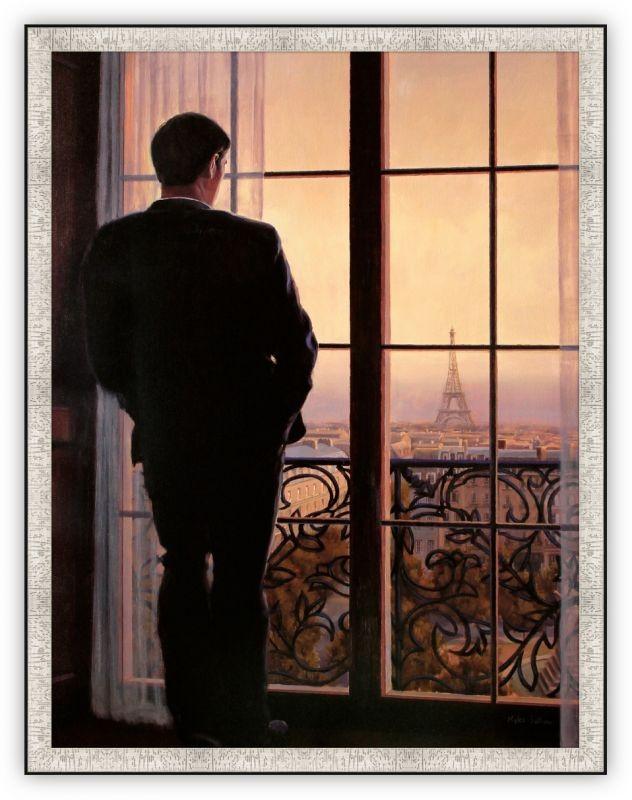 Постер В ожидании Парижа 1 (Майлс Салливан)