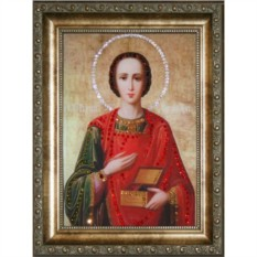 Икона Пантелеймон