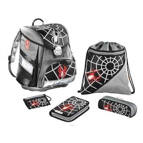 Школьный рюкзак с наполнением Паук