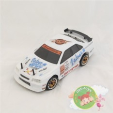 Радиоуправляемый автомобиль для дрифта Nissan Skyline White