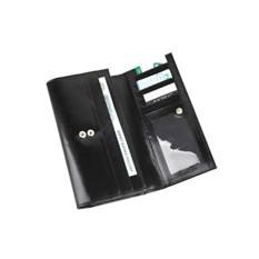 Дамское портмоне с отделениями для кредитных карт и монет