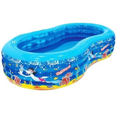 Надувной бассейн «Ну, погоди!»