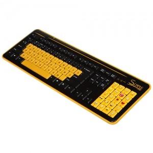Беспроводная клавиатура «Смайлы - свободные эмоции» (Smile)