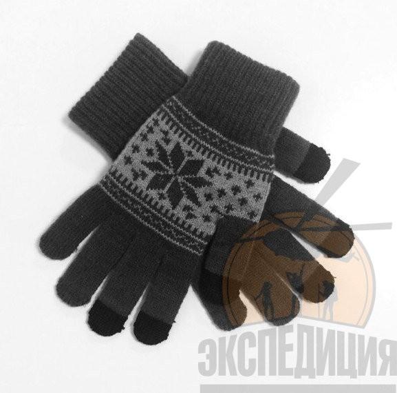 Дизайнерские перчатки для iPhone Метель