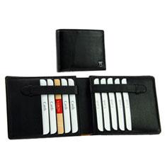 Интернет-магазины, где купить Портмоне Viron.  Стильный кожаный бумажник со множеством полезных отделений...