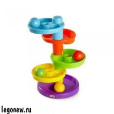 Игрушка Горка-спираль (Little Tikes)