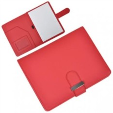 Красная папка А5 Classic