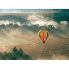 Полет в группе на воздушном шаре (для одного)