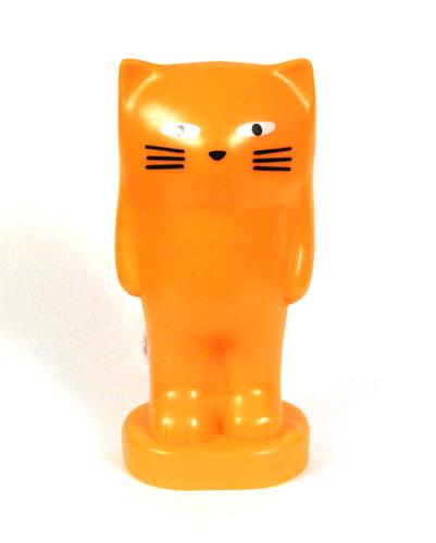 Лампа настольная Оранжевый кот