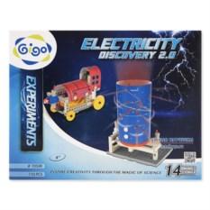 Конструктор Gigo Electricity «Электрическая энергия»