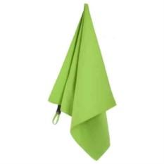 Зеленое полотенце из микрофибры Atoll Medium