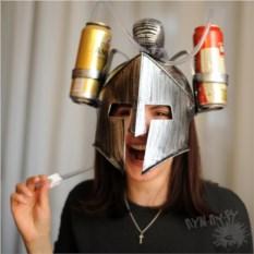 Пивная каска Рыцарь