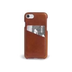 Коричневый чехол-бампер Zavtra для iPhone 7