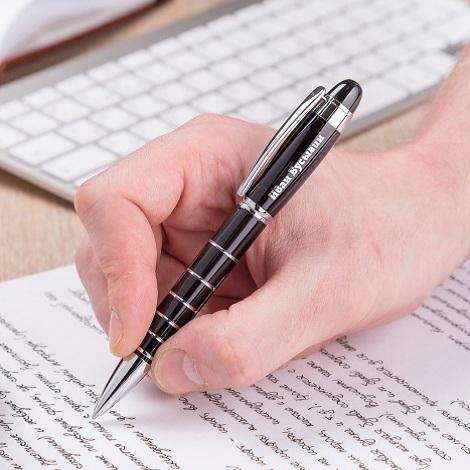 Ручка шариковая Окей