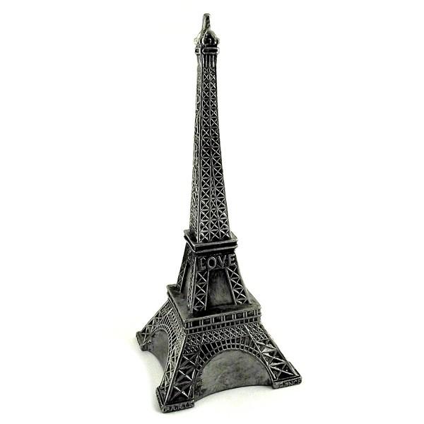 Копилка Эйфелева башня (серебряная)