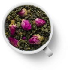 Чай Улун с Розой