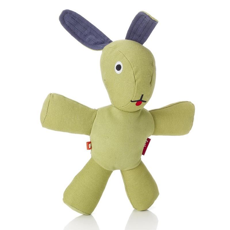 Игрушка Mini bunny зеленая