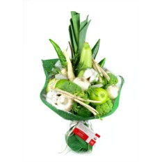 Букет из фруктов и овощей Green time