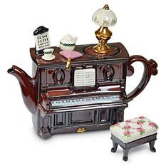 Чудо-чайник «Фортепиано» (большой)