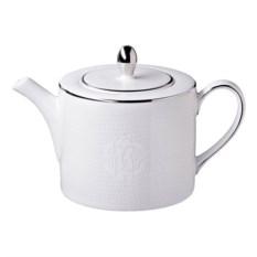 Чайник Roberto Cavalli Lizzard Platin