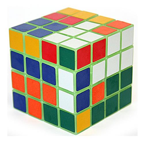 Головоломка пластиковая Кубик 4х4 светящийся