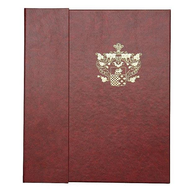 Коробка для родословной книги