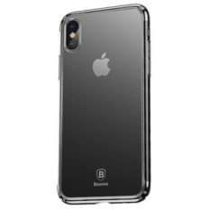 Чехол Baseus Minju Case для iPhone X Black