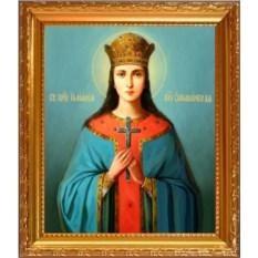 Икона Иулиания (Ульяна) Ольшанская, Печерская праведная