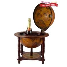 Настольный глобус-бар Орандж