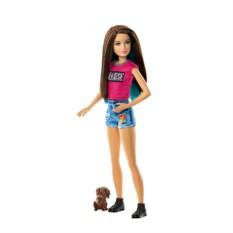 Кукла Скиппер с питомцем Mattel Barbie