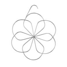 Органайзер для шарфов Dalia (цвет: хром)