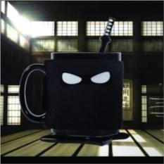 Кружка с подставкой Ninja