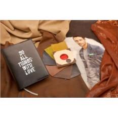 Подарочный ежедневник с надписью Elole Design