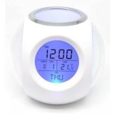 Часы-будильник с подставкой