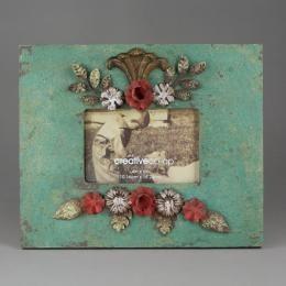 Фоторамка «Ретро цветы»
