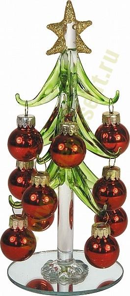 Ёлочка новогодняя с шарами