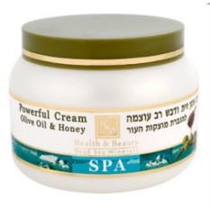 Интенсивный крем для тела на основе оливкового масла и меда