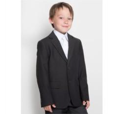 Стильный черный пиджак для мальчика S'cool