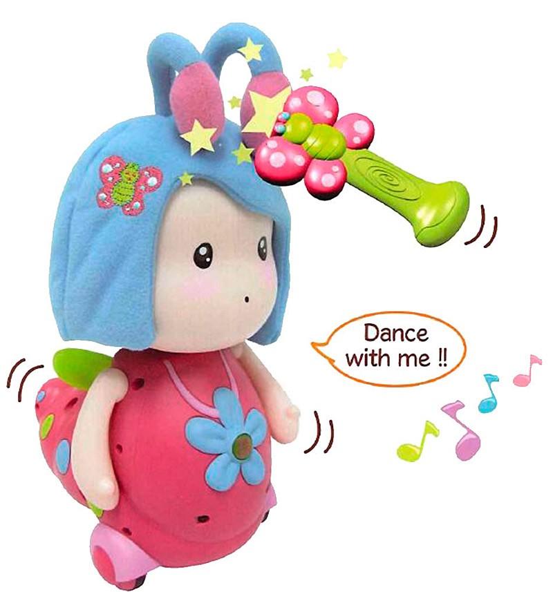 Игрушка Ouaps Мими танцующая