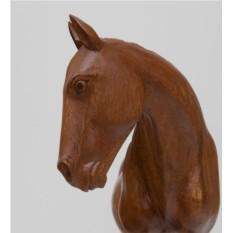 Статуэтка Дикая лошадь (40 см.)
