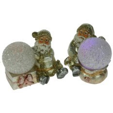Фигурка-ночник Дед Мороз