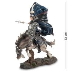 Статуэтка Китайский воин на коне , высота 33,5 см