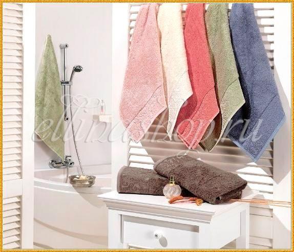 Бамбуковое полотенце DF