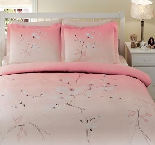 Постельное белье Senfoni Pink