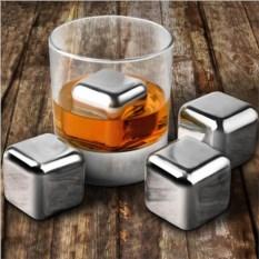Кубики для виски в наборе из 4 штук