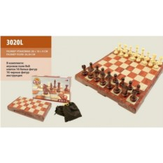 Средние шахматы с магнитной доской Classic Chess